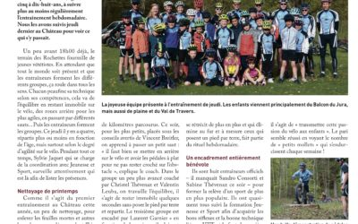 Article du Journal de Sainte-Croix